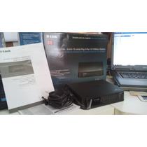 Vendo Switch Dlink 16 Portas -r$90 - Frete Gratis Sudestesul
