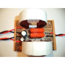 Divisor Frequencia Crossover 2 Vias P/ Woofer E Drive /twe