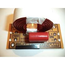 Divisor Frequencia Crossover 1 Via Driver Ti 12 Db