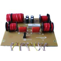Divisor Frequencia 2 Vias 1 Driver Titanium+2 Woofer 750w