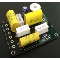 Divisor De Frequencia 3 Vias 160watts - 12db Passivo - 2 Un