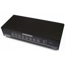 Vga Splitter Distribuidor 8 Portas 1x8 350 Mhz Res.1920x1440