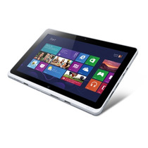 Tablet Acer Led 10.1 W510-1859 Intel Atom 2gb 64gb W8 Prata