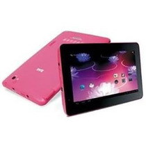 Tablet Bak 7301 Rosa Ou Preto Dual Core Duas Cameras