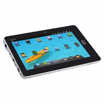 Tablet Bak Ibak 1085 Wifi 3g 12.1mp Tela 10 4gb Preto