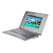 Mini Netbook 7 Polegada Android 4 Hdmi Suporte A 3g Usb Bak