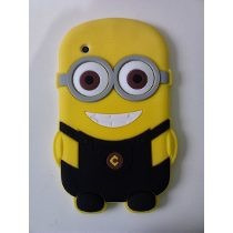 Capa De Silicone Minions Tablet Cce 7,dl,foston