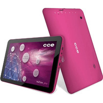 Tablet Cce Motion Gloss Rosa 8gb Wi-fi Tela 9 Android 4.2