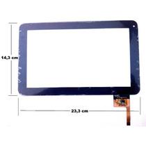 Tela Touch Tablet Cce Tr91 Tr 91 9 Polegadas Com Garantia
