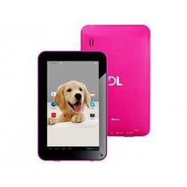 Tablet Dl I-style Com Tela De 7, 4gb, Câmera, Wi-fi - Rosa
