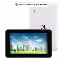 Tablet Dl Eagle Plus C/tela 7 ,4gb, Wi-fi,câmera Android 4.4