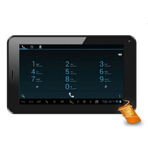 Tablet Pc Com Chip Interno - Android 4.0 Celular Gsm 3g - 7
