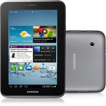 Samsung Galaxy Tab 2 7.0 Gt- P3100 3g, Wifi, Gps E Telefone