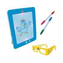 Tablet Infantil Fun 3d Galinha Pintadinha Dican