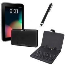 Tablet Função Celular Entrada Chip Interno 3g Gps Dual Core