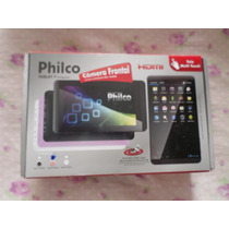 Tablet Rosa Philco Android Novo!