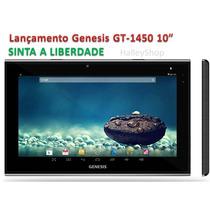Tablet Genesis Gt-1450 Tela 10 Quadcore/8gb Rom/1gb Ram/wifi