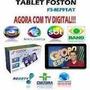 Tablet Foston Com Tv Digital Tela De 7 A Pronta Entrega