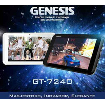 Tablet Genesis Gt 7240 + 8gb+ Android 4.0+ Frete Grátis !!!!