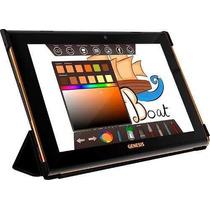 Lançamento Tablet Genesis Gt 7304 Android 4.4 Kt 8gb 3g Wifi