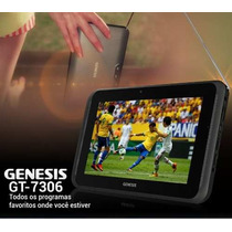 Tablet Genesis Gt-7306 Tv Digital/analogica Android 4.2 1gb