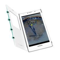 Tablet Genesis Gt-7327 Celular Tv Gps 3g/wifi + Capa+pelíc.