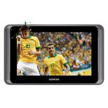 Tablet Genesis Gt-7306 Tv Digital /8gb /1gb De Ram /3g /wifi