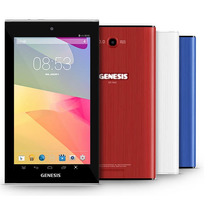 Tablet Genesis Gt-7402 Quad Core 1.5ghz 8gb Capa Brinde Lanç