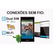Tablet Genesis Gt-7327 2chips, Tv,gps,wii Fi, Capa Magnética