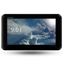 Tablet Genesis Gt-7204 7 Android 4.0 1.2ghz 4gb - Dual Cam