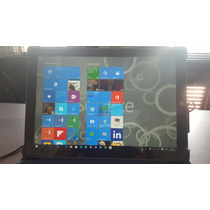 Surface Pro 3 256gb 8gb +teclado + Sd 156 + Pel. Protetora
