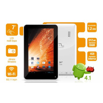 Tablet M7 Preto/branco Multilaser - Nb043 And 4.1 - Wi-fi -7