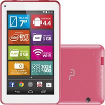 Tablet Multilaser M7-i Intel Inside Nb192 Quad Core 8gb Rosa