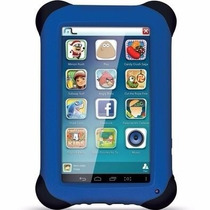 Tablet Kid Pad Azul Quad Core 2 Cam Wi-fi Tela 7 8gb Nb194
