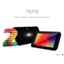 Tablet Orange Tb770 Android 4.2.2 Tela 7 Wifi 2 Core 4gb