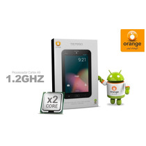 Tablet Orange Tb7990 Dois Chip, 3g, Mem. 1gb, Hd 8gb, Tela 7