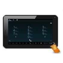 Tablet Pc Com Chip Interno - Android 4.0 Celular Gsm 3g - 7