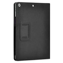 Capa Case Couro Tablet Apple Ipad 5 Air + Película + Brinde