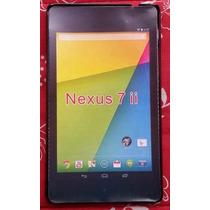 Capa Case Asus Google Nexus 7- 2ª Geração Preta +película