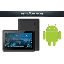 Tablet Phaser Pc-713 Kinno Ii 4gb Wi-fi Tela 7 Android 4.0