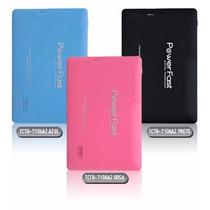Tablet 7 Tctb-7106dc Plus Cores Azul, Preto E Rosa