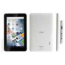 Tablet Amvox Toks 9 Branco 9p And.4.2 4gb Usb 2.0 3mp Wifi