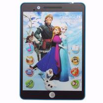 Tablet Infantil Educativo Interativo Frozen Menino E Menina