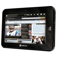 Tablet Mox Mox-pad725 Wi-fi 1ghz Android 2.2 Hdmi Preto