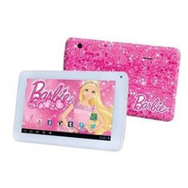 Tablet Candide Barbie 1807 Com Tela 7 , 8gb,câmera 2mp-wi-fi
