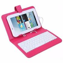 Tablet Wifi 3g Android 4.2 Barato Semelhant Samsung + Capa