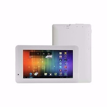 Tablet Spacebr Dual Core T7 Wifi 4gb Android 4.2 Branco