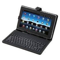 Capa Teclado Tablet Multilaser Cce Navcity 7 Polegadas V8