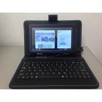 Capa Teclado Tablet Multilaser Lenoxx Navicity 7 Polegad Usb