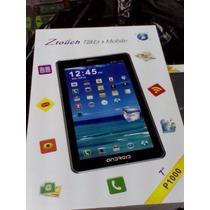 Tablet Ztc Função Celular Desbloqueado Com Tv